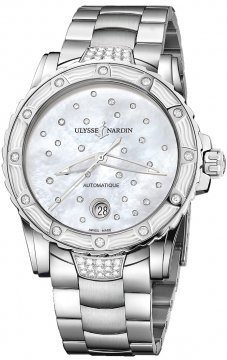 Ulysse Nardin Lady Diver Starry Night 40mm 8153-180e-7c/20 watch