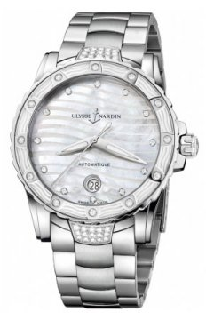 Ulysse Nardin Lady Diver 40mm 8153-180e-7c/10 watch