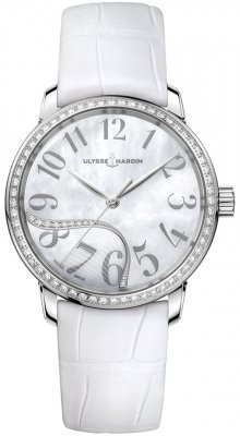 Ulysse Nardin Jade 37mm 8153-201b/60-01 watch