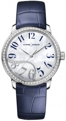 Ulysse Nardin Jade 37mm 8153-201b/60-03 watch
