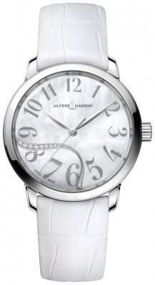 Ulysse Nardin Jade 37mm 8153-201/60-01 watch
