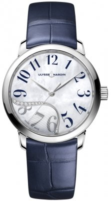 Ulysse Nardin Jade 37mm 8153-201/60-03 watch