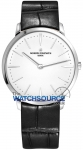 Vacheron Constantin Patrimony Manual Wind 36mm 81530/000g-9681 watch