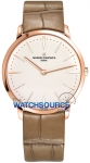 Vacheron Constantin Patrimony Manual Wind 36mm 81530/000r-9682 watch