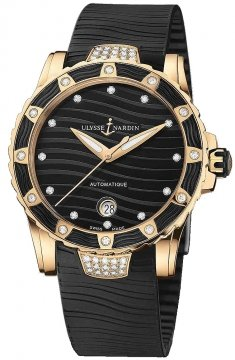 Ulysse Nardin Lady Diver 40mm 8156-180e-3c/12 watch
