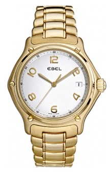 Ebel 1911 Quartz Mens watch, model number - 8187241/16665p, discount price of £6,300.00 from The Watch Source