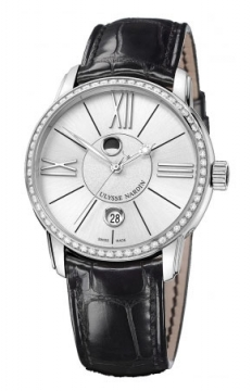 Ulysse Nardin Classico Luna 40mm Mens watch, model number - 8293-122b-2/41, discount price of £8,925.00 from The Watch Source