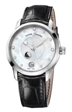 Ulysse Nardin Classico Lady Mens watch, model number - 8293-123-2/991, discount price of £5,601.00 from The Watch Source