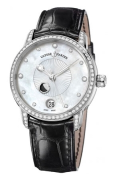 Ulysse Nardin Classico Lady Mens watch, model number - 8293-123bc-2/991, discount price of £8,750.00 from The Watch Source