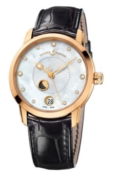 Ulysse Nardin Classico Lady Mens watch, model number - 8296-123-2/991, discount price of £11,203.00 from The Watch Source