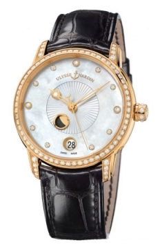 Ulysse Nardin Classico Lady Mens watch, model number - 8296-123bc-2/991, discount price of £12,660.00 from The Watch Source