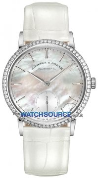A. Lange & Sohne Saxonia Automatic Ladies 37mm 840.029 watch