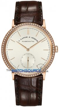 A. Lange & Sohne Saxonia Automatic 38.5mm Mens watch, model number - 842.032, discount price of £31,900.00 from The Watch Source