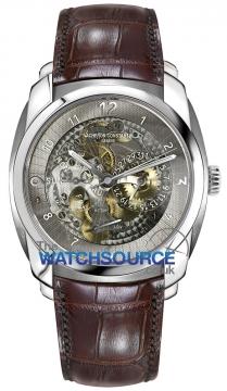 Vacheron Constantin Quai de L'Ile Day Date & Power Reserve 85050/000d-9341 watch