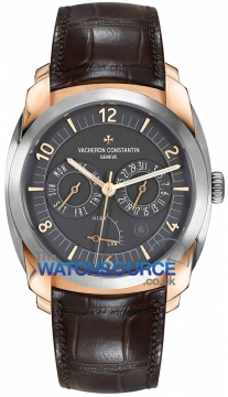 Vacheron Constantin Quai de L'Ile Day Date & Power Reserve Mens watch, model number - 85050/000r-i022i, discount price of £39,355.00 from The Watch Source