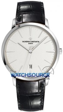 Vacheron Constantin Patrimony Automatic 40mm Mens watch, model number - 85180/000g-9230, discount price of £20,527.00 from The Watch Source