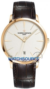 Vacheron Constantin Patrimony Automatic 40mm Mens watch, model number - 85180/000j-9231, discount price of £20,527.00 from The Watch Source