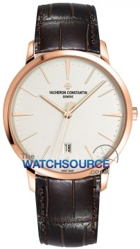 Vacheron Constantin Patrimony Automatic 40mm Mens watch, model number - 85180/000r-9248, discount price of £17,775.00 from The Watch Source