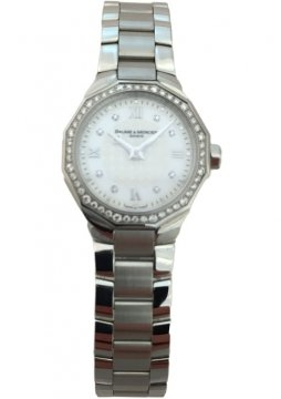 Buy this new Baume & Mercier Riviera Quartz 8522 ladies watch for the discount price of £1,800.00. UK Retailer.