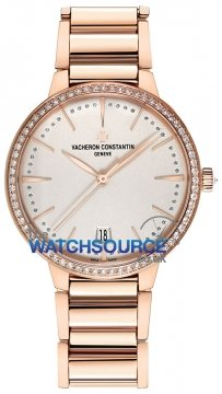 Vacheron Constantin Patrimony Automatic 36.5mm Ladies watch, model number - 85515/ca1r-9840, discount price of £38,625.00 from The Watch Source