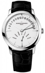 Vacheron Constantin Patrimony Bi-Retrograde Day Date 42.5mm 86020/000g-9508 watch