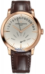 Vacheron Constantin Patrimony Bi-Retrograde Day Date 42.5mm 86020/000r-9239 watch