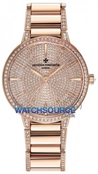 Vacheron Constantin Patrimony Automatic 36.5mm Ladies watch, model number - 86615/ca2r-9839, discount price of £61,950.00 from The Watch Source