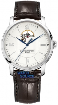 Baume & Mercier Classima Automatic 42mm Mens watch, model number - 8688, discount price of £1,765.00 from The Watch Source