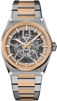 Buy this new Zenith Defy Classic 87.9001.670/79.m9001 mens watch for the discount price of £10,710.00. UK Retailer.