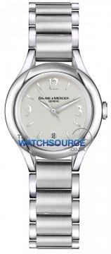 Buy this new Baume & Mercier Ilea 8767 ladies watch for the discount price of £980.00. UK Retailer.
