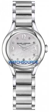 Baume & Mercier Ilea Ladies watch, model number - 8769, discount price of £1,260.00 from The Watch Source