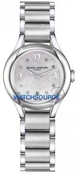 Buy this new Baume & Mercier Ilea 8769 ladies watch for the discount price of £1,260.00. UK Retailer.
