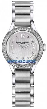 Baume & Mercier Ilea Ladies watch, model number - 8772, discount price of £3,640.00 from The Watch Source