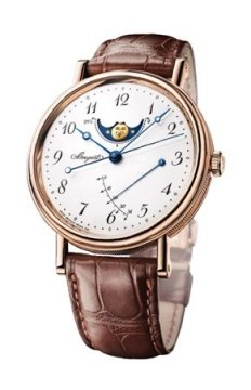 Breguet Classique Moonphase Power Reserve 36mm Ladies watch, model number - 8787br/29/986, discount price of £15,280.00 from The Watch Source
