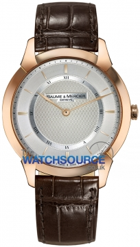 Baume & Mercier William Baume Mens watch, model number - 8794, discount price of £7,810.00 from The Watch Source
