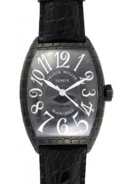 Franck Muller Casablanca Automatic 8880 SC BLACK CROCO watch