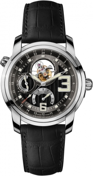 Blancpain L-Evolution Tourbillon GMT 8 Days Mens watch, model number - 8825-1530-53b, discount price of £93,212.00 from The Watch Source