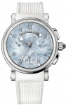 Breguet Marine Chronograph Ladies 8827st/59/586 watch