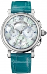 Breguet Marine Chronograph Ladies 8827st/5w/986 watch
