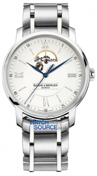Buy this new Baume & Mercier Classima Automatic 42mm 8833 mens watch for the discount price of £1,845.00. UK Retailer.
