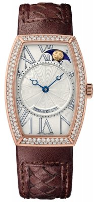 Breguet Heritage Phase de Lune Ladies 8861br/11/386 d000 watch