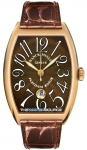 Franck Muller Cintree Curvex 8880 SC DT RG Chocolate watch