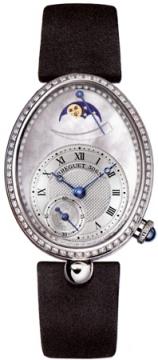 Breguet Reine de Naples Power Reserve Ladies watch, model number - 8908bb/52/864.d00d, discount price of £21,414.00 from The Watch Source