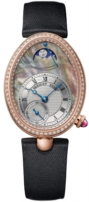 Breguet Reine de Naples Power Reserve 8908br/5t/864/d00d watch