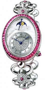 Breguet Reine de Naples Power Reserve Ladies watch, model number - 8909bb/5d/j21.rrrr, discount price of £90,865.00 from The Watch Source