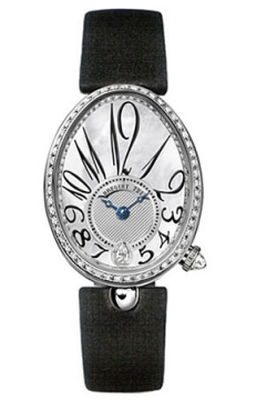 Breguet Reine de Naples Automatic Ladies Ladies watch, model number - 8918bb/58/864.d00d, discount price of £24,385.00 from The Watch Source
