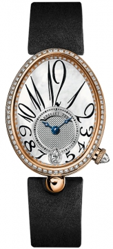 Breguet Reine de Naples Automatic Ladies Ladies watch, model number - 8918br/58/864.d00d, discount price of £23,720.00 from The Watch Source