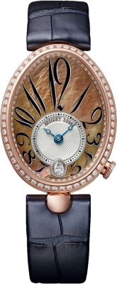 Breguet Reine de Naples Automatic Ladies 8918br/5t/964.d00d watch