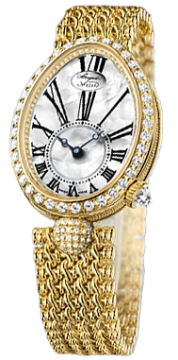 Breguet Reine de Naples Automatic Mini Ladies watch, model number - 8928ba/51/j20.dd00, discount price of £34,425.00 from The Watch Source