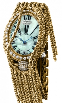Breguet Reine de Naples Automatic Mini Ladies watch, model number - 8928ba/51/j60.dd0d, discount price of £40,460.00 from The Watch Source